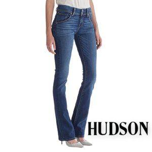 ⤵️🆕HUDSON  Bootcut Jeans 29